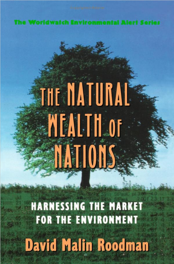 Cover of David Roodman, Natural Wealth of Nations