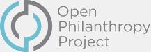 Open Philanthropy logo