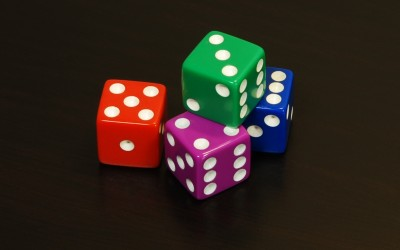 An aid loan is not just a throw of the dice
